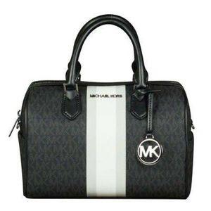 Michael Kors Bedford Mini Duffel Bag Satchel Bag